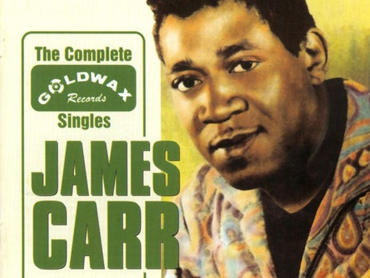 James Carr tops our ranking of Memphis soul songs with