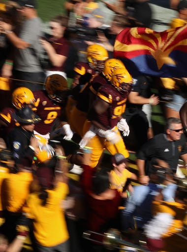 ASU faces a challenging football schedule in 2018. Here's a quick look at the games.