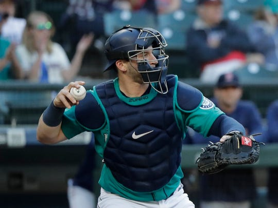 Mike Zunino's defensive contributions help offset his