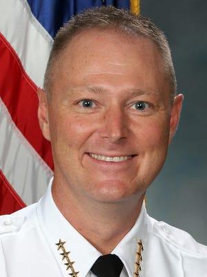 Fond du Lac Police Chief Bill Lamb
