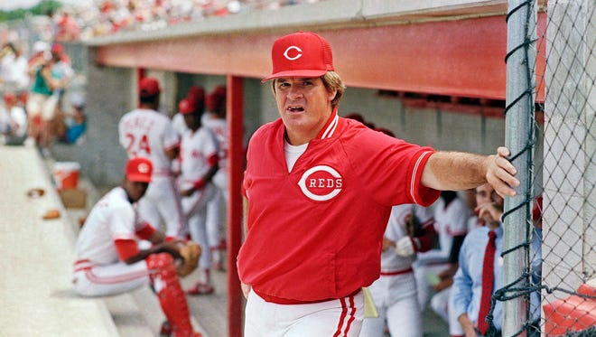 Pete Rose is the all-time hit king with 4,256.