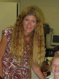 Lori Riggles, a sixth-grade teacher at Montgomery Catholic, was seriously injured when hit by a car while running on Sunday.