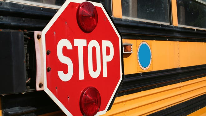 A Pittsford bus monitor said she was punched in the face in an unprovoked attack by a 15-year-old student Tuesday afternoon.