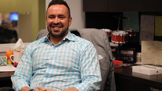 """My employees are the most important entity in this organization,"" Junior Sanchez said."