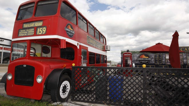 London Calling's double-decker is permanently closed at Route 66 Food Truck Park, according to the owners.