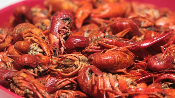 The supply and demand for boiled crawfish is surprisingly good this year.