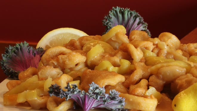 The calamari dish at Marchetti's Restaurant in Cranston is one of the most popular on the menu and beloved by many diners.