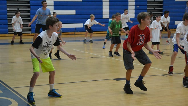 The Mark Osowski Basketball Clinic is usually held in August and sponsored by the Leominster Recreation Department, but it is not on this year's schedule because of the COVID-19 pandemic.