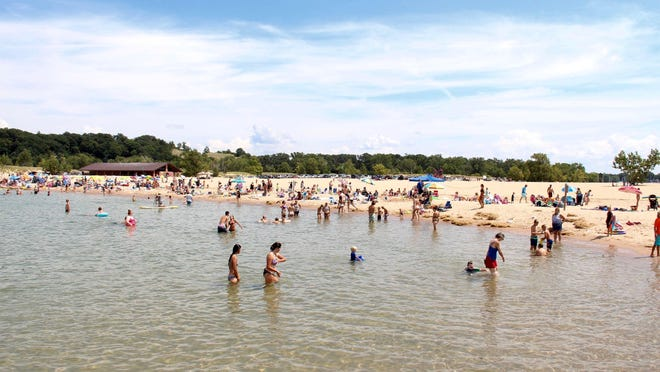 According to the Great Lakes Surf Rescue Project, there have been over 900 drownings in the Great Lakes since 2010. In 2020 alone, there have already been 60 drownings -- 34 of which took place in Lake Michigan and several of which took place at Holland State Park.