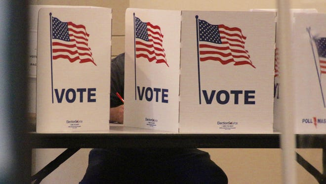Voters across the country headed to the polls Tuesday, Nov. 3, for the 2020 General Election.