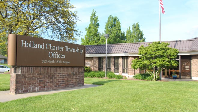 Holland Charter Township offices.