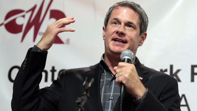 David Vitter U.S. Senator David Vitter (R-Metairie) speaks while attending a campaign rally with U.S. Senate candidate Bill Cassidy (R-La.) Monday, October 13, 2014, at the Fontana Center in Lafayette, La.
