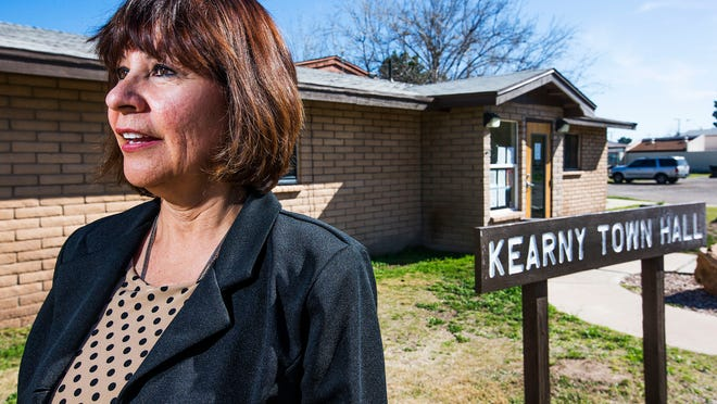 Kearny Town Manager Anna Flores talks about the outbreak of measles in Kearny and how it has affected the community.