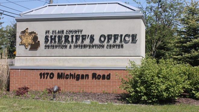 St. Clair County jail