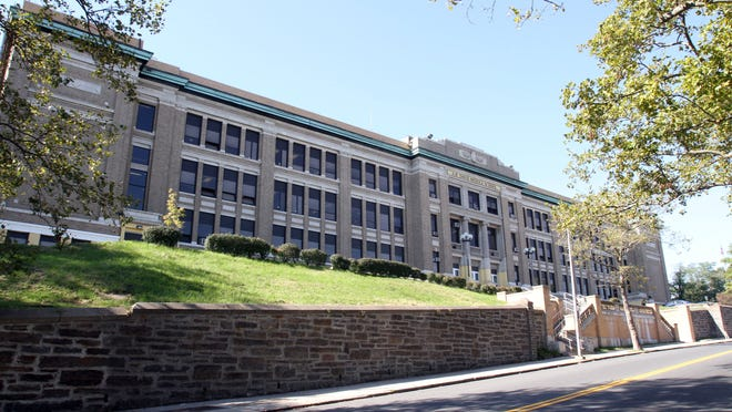 A.B. Davis Middle School in Mount Vernon