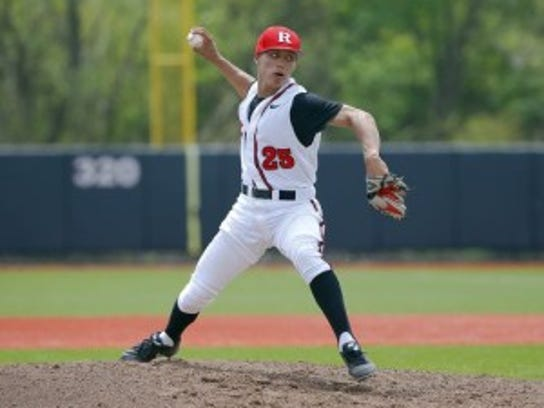 Former Perth Amboy baseball player Gaby Rosa went on to star at Rutgers University (Jim O'Conner/Courtesy of Rutgers athletics)