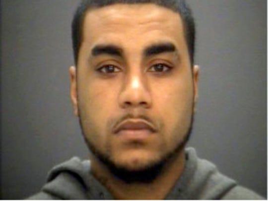 Jahmaine Faqiri, 24, Waynesboro has been arrested and