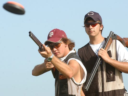 1 Texas State 4-H Shooting Championships