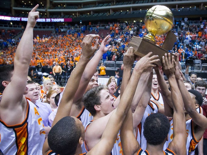 Take a look back at the schools that have won titles