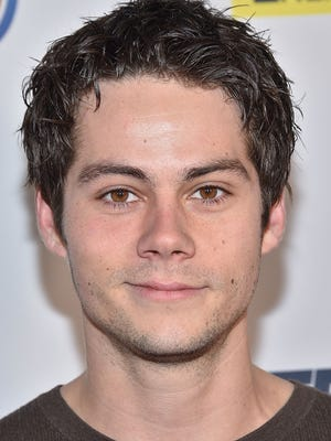 Actor Dylan O'Brien