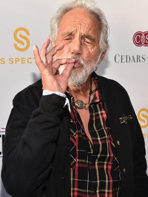 Tommy Chong will be at Saturday's Monroe Street Fair in Ann Arbor.