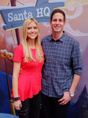 Tarek and Christina El Moussa, hosts of HGTV's hit show 'Flip or Flop.'