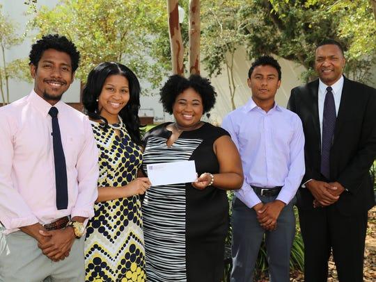 Recent Northwestern State University graduate Chastasia