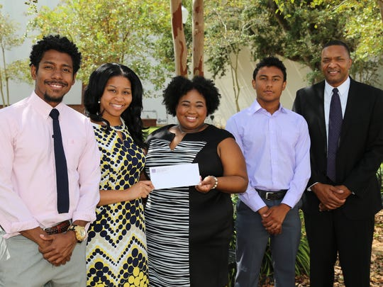Recent Northwestern State University graduate Chastasia Grasty started a scholarship for international students at her alma mater.