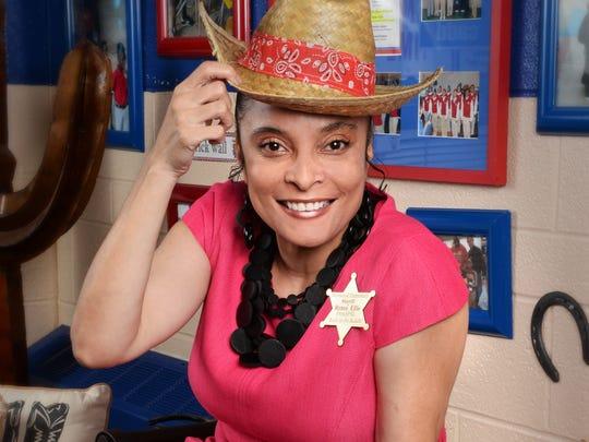 Renee Ellis is principal of Westwood Elementary School.