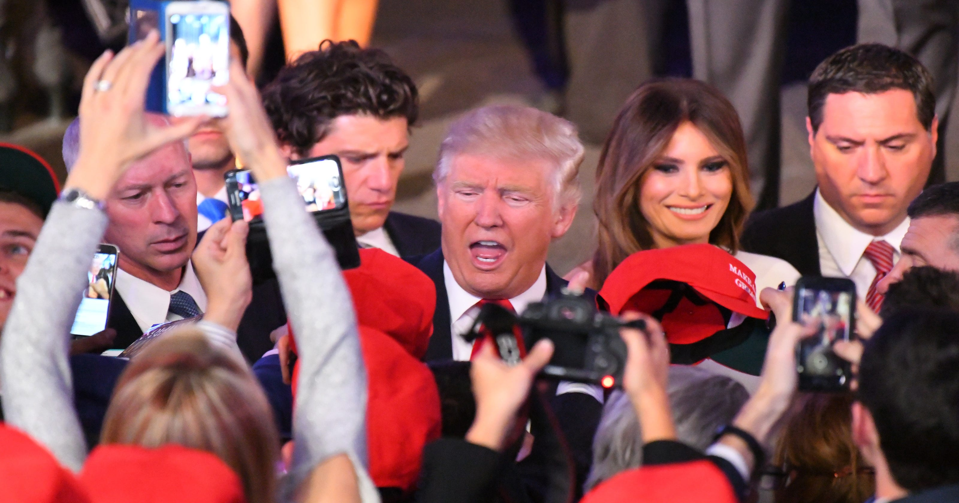 Donald Trump stuns the world, elected USA's 45th president