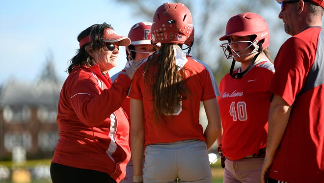 Fair Lawn coach Sue Benjamin and the No. 1 Cutters will hose No. 2 Morris Knolls in the North 1, Group 4 sectional final.