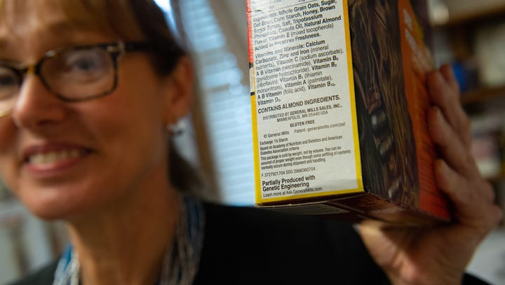GMO food labeling not a turn-off in Vermont, study finds