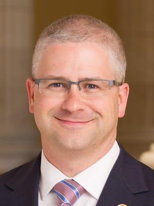 U.S. Rep. Patrick McHenry, R-N.C.