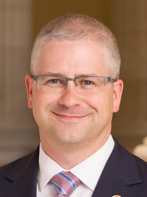 U.S. Rep. Patrick McHenry