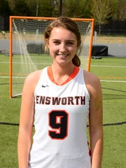 Ensworth junior attack Caroline Frist