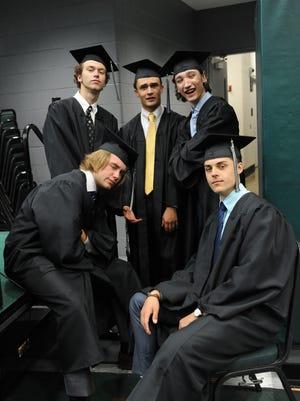 South Lyon East High School Class of 2018.