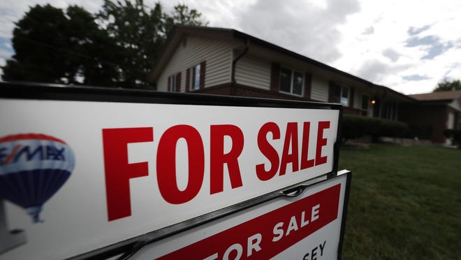U.S. home prices rose at a slower pace in November, as sales have tumbled and affordability has deteriorated for many would-be buyers.