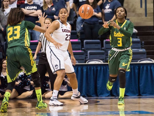 USF women's basketball ranked in AP poll for first time