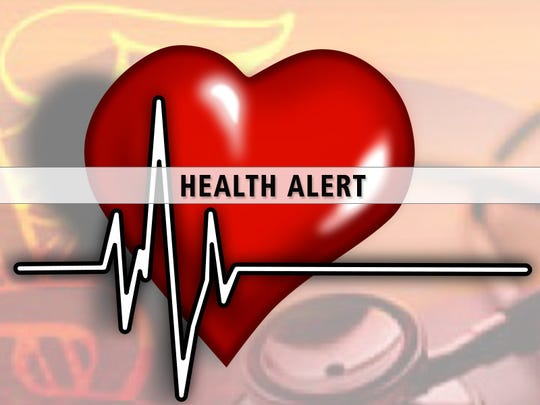 Health alert webkey