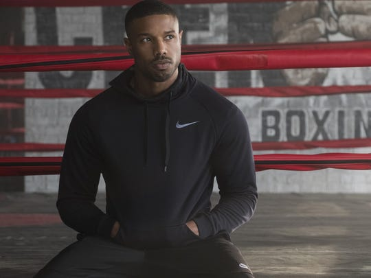 "Michael B. Jordan stars in ""Creed II."" The movie opens Tuesday at Regal West Manchester Stadium 13 and R/C Hanover Movies."