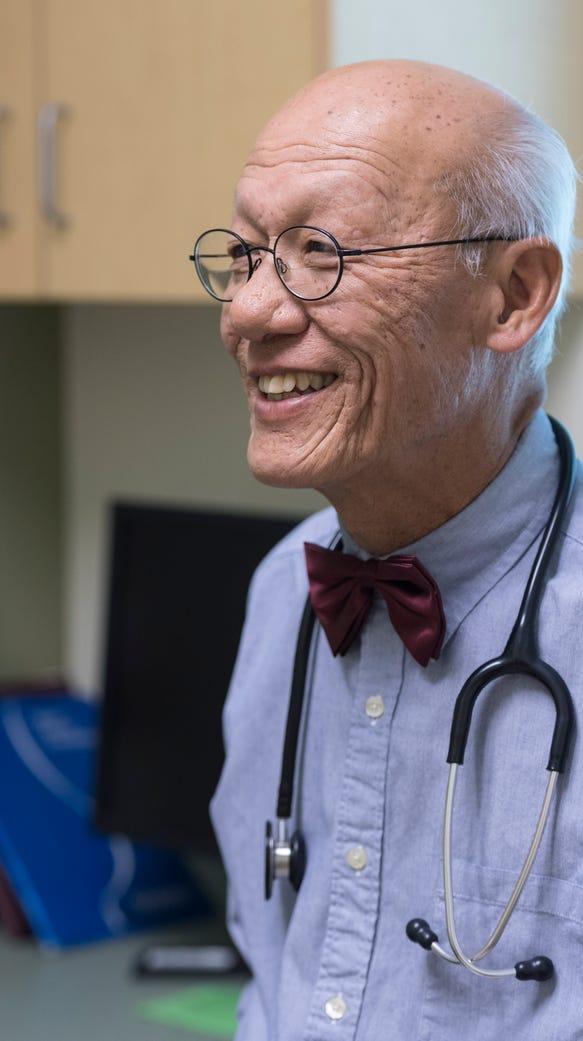 Dr. Shu-Dean Hsu is retiring from Sequoia Regional
