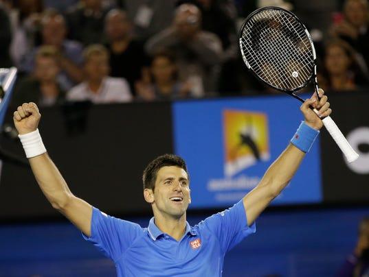 Djokovic beats Murray for fifth Australian Open title