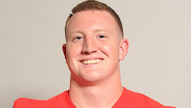 Dixie State senior linebacker Robert Metz was selected to play in Dream Bowl III. The game will take place on Monday, January 19, 2016, at the Virginia Beach Sportsplex in Virginia Beach, Va. Metz will leave DSU ranked second all-time in total tackles (217).
