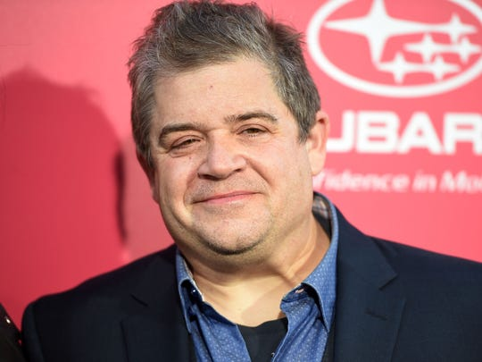 Actor Patton Oswalt hasdone six stand-up comedy specials and released eight albums.