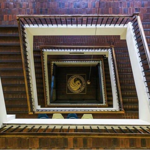 UCF grad funds campus pendulum restoration