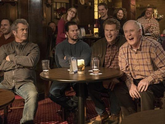 Film Review Daddy's Home 2