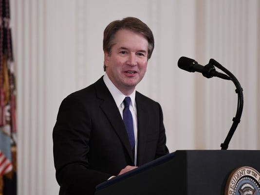 President Trump Announces His Supreme Court Nominee - DC