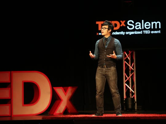TEDxSalem VI features talks and performances from community members, plus activities, snacks, coffee, catered buffet lunch and swag bags.