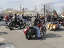Delphi benefit ride overflows with support for teens' families