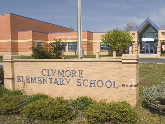 School Notes -- Clymore Elementary School